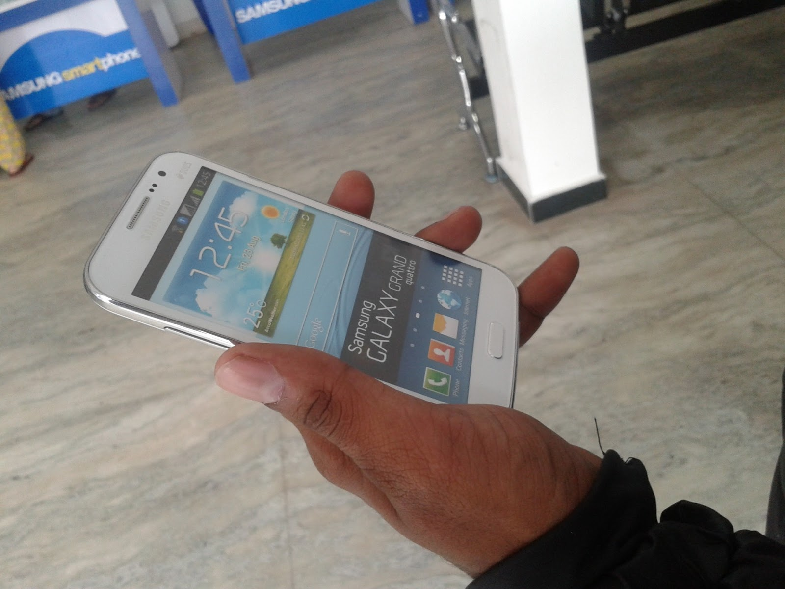 ANDROID, below 20000, best, camera, cpu, dual sim, galaxy, galaxy grand, gt I8552, inhand, jelly bean 4.2.2, performance, price, quartto, Review, samsung, unboxing, user,