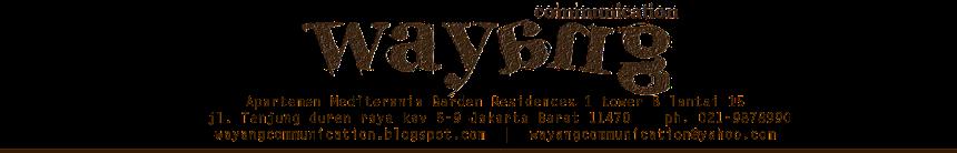 Wayang Communication Agency