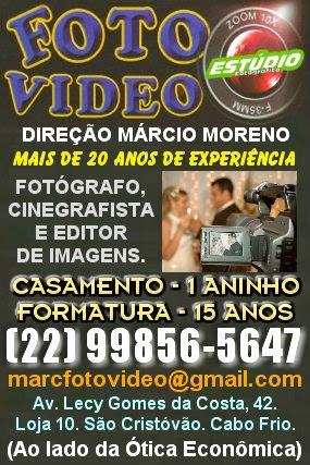 Márcio Filmagens