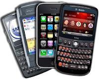 Brasileiros estão 'viciados' nos smartphones.