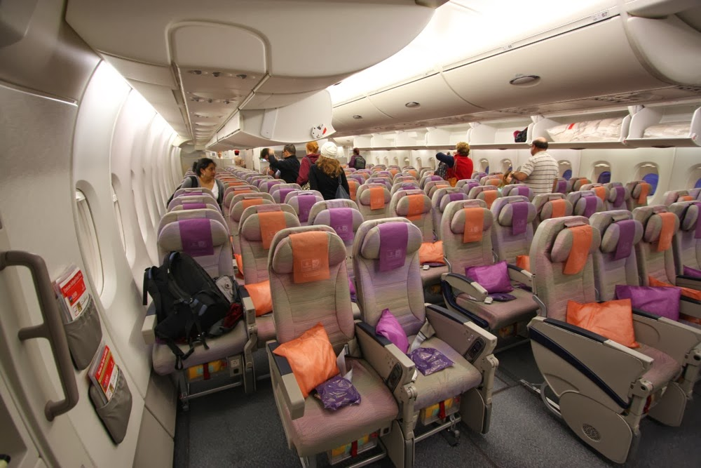 SeatGuru Seat Map Emirates Airbus A380800 388 Three