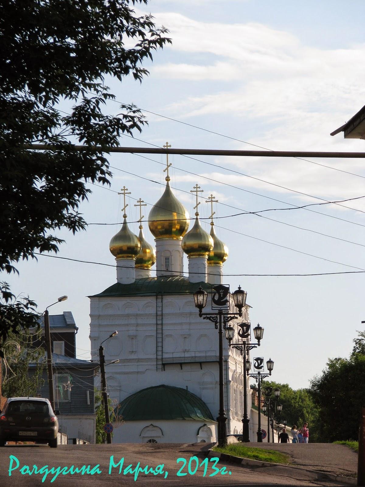 Нижегородская область, Павлово на Оке