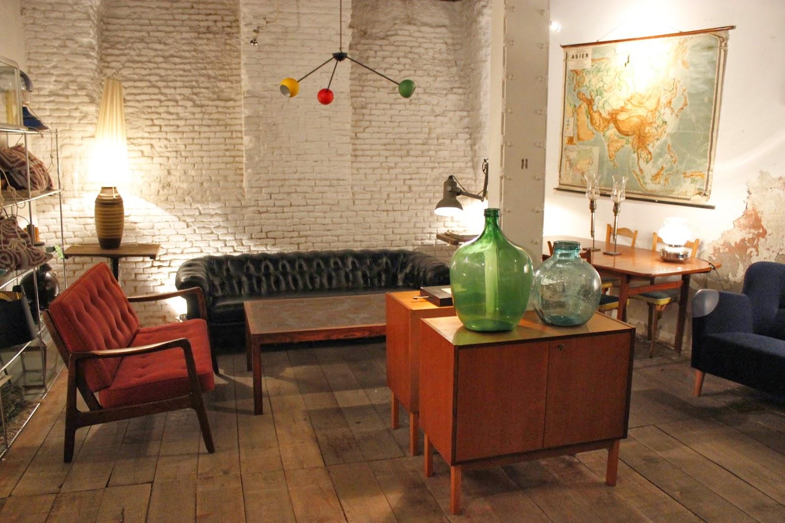 Vintage 4p tu tienda de muebles vintage en madrid abril - Decoracion en espana ...