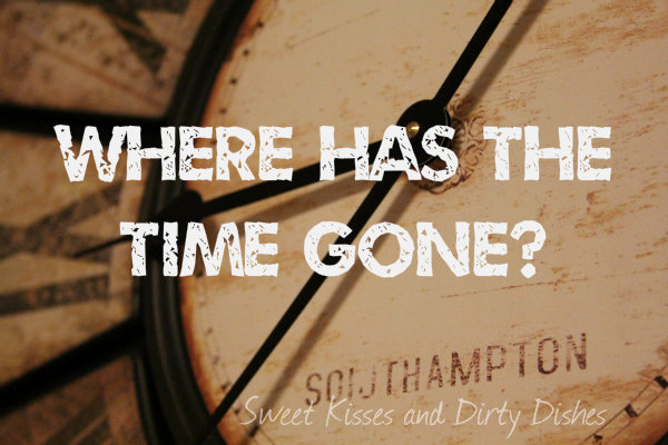 Image result for where has the time gone?