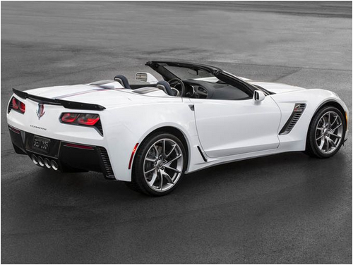 The 2016 Corvette Z06 Will Be On Its Way To Perry Auto Group Soon