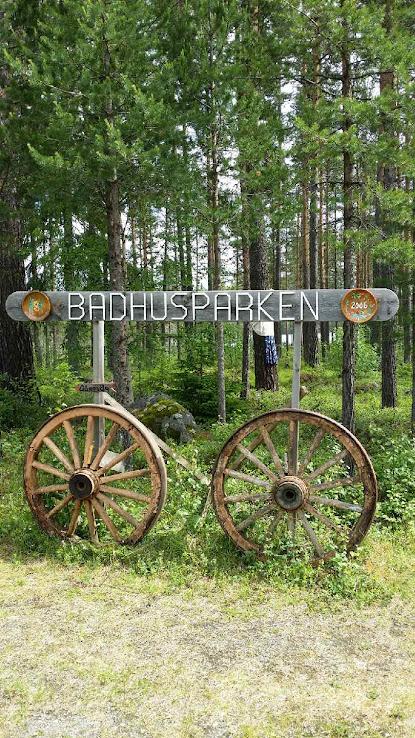 Invigning av Badhusparken 2016