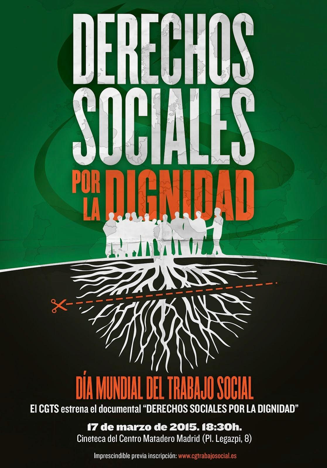 CORTOMETRAJE DERECHOS SOCIALES
