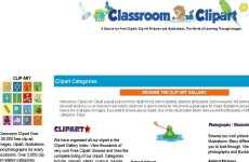 Classroom Clipart: imágenes, cliparts, ilustraciones y fotografías gratuitas para alumnos y maestros