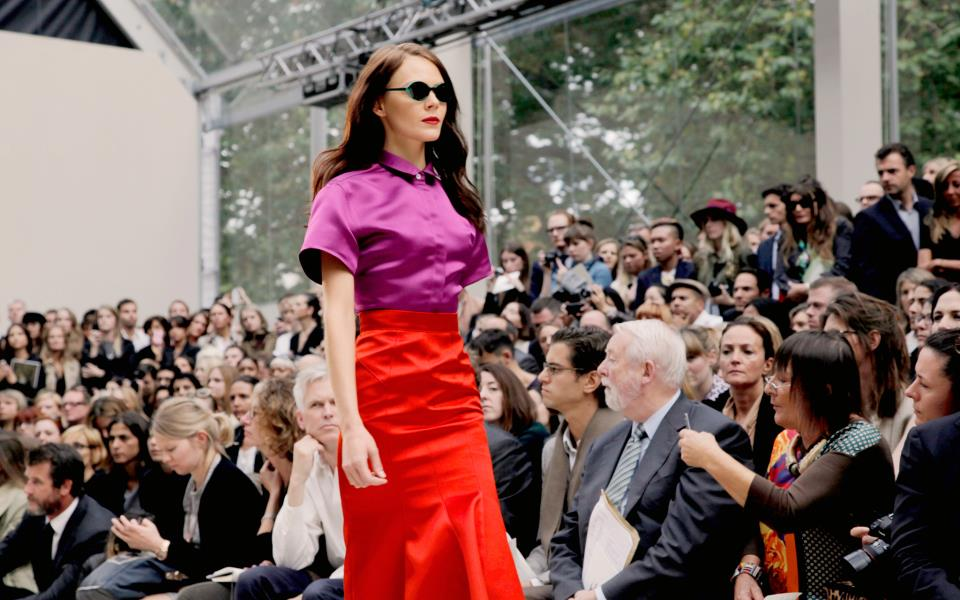 Burberry Prorsum Spring/Summer 2013