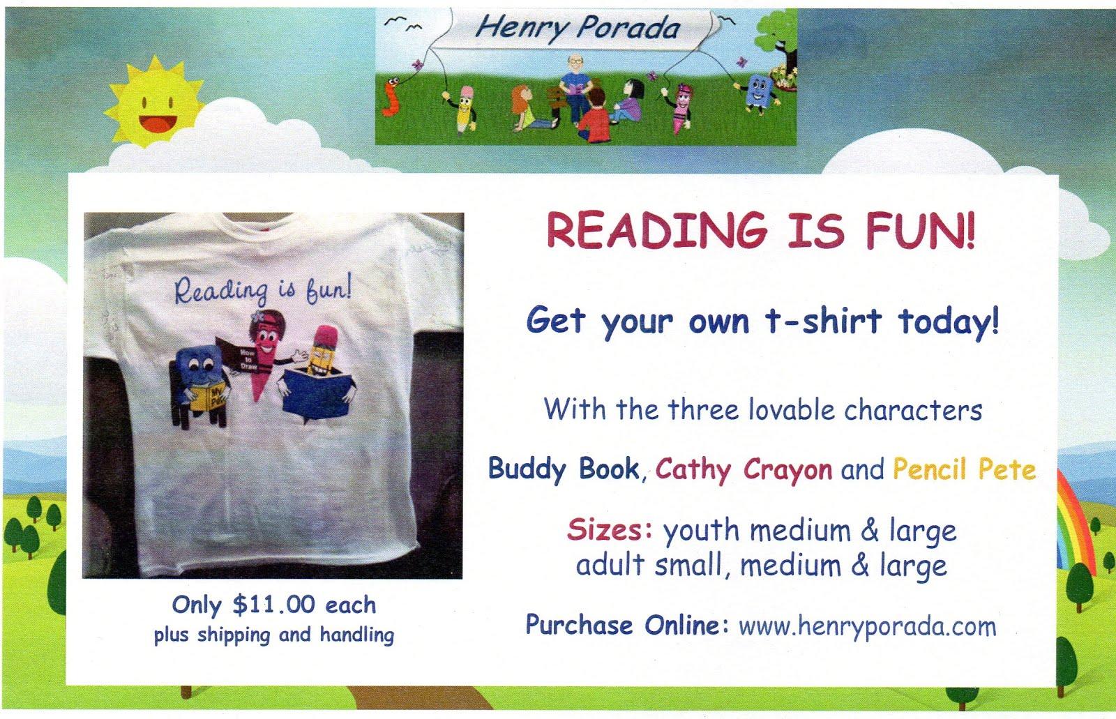 T-shirt flyer