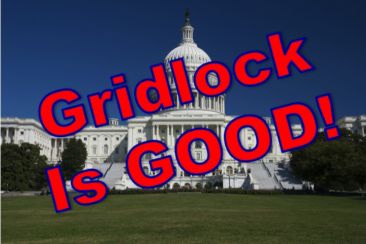 gridlock in Washington D.C.