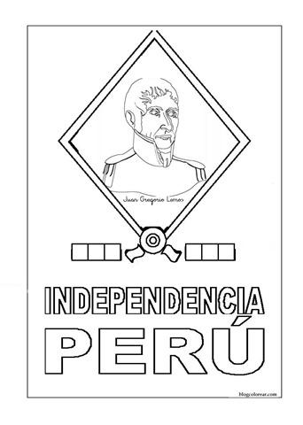 Magnífico Día De La Independencia Colorear Páginas Para Imprimir ...