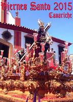 Semana Santa de Casariche 2015 - María de la Cruz García Cosano