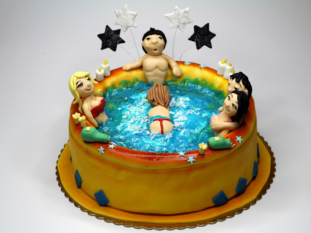 Sexy Cake for Adults - London