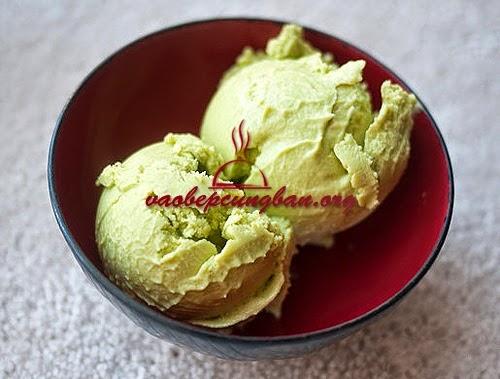 Cách làm kem Bơ ngon ngậy hấp dẫn cho mùa hè 2