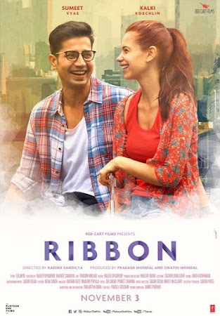 Poster Of Hindi Movie Ribbon 2017 Full HD Movie Free Download 720P Watch Online