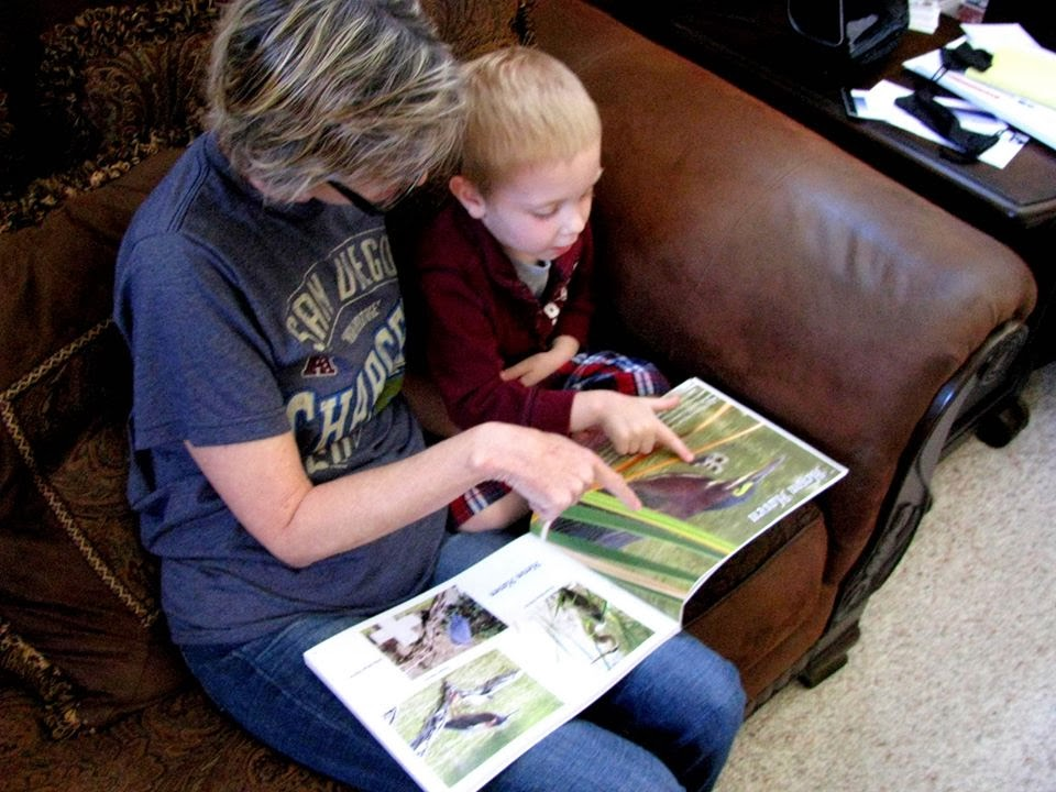Future Birder? Hope So!