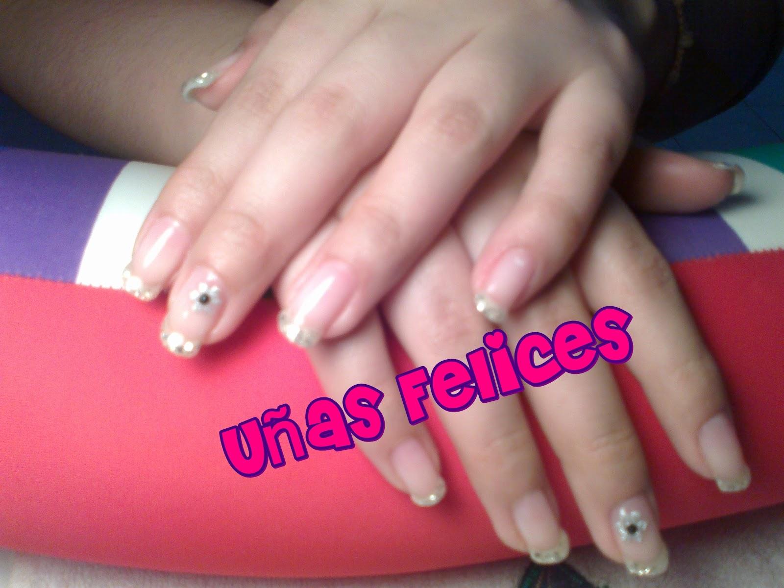 Uñas Felices*: junio 2012