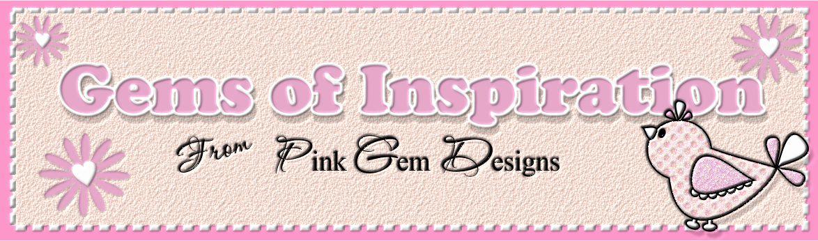 Pink Gem Challenge candy