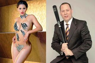 El Pacha acusa a chismosos y a la farándula  por la separación de Evelina García y Franklin Mirabal