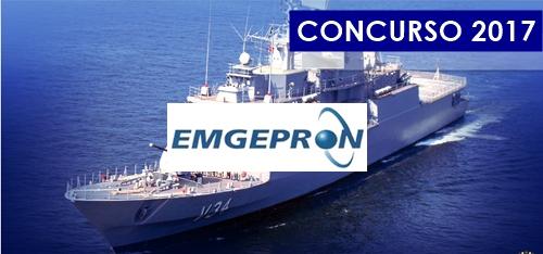 Apostila Concurso EMGEPRON 2017
