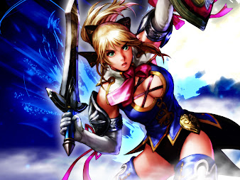 #28 Soulcalibur Wallpaper