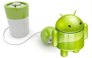 Smartphone Android Kapasitas Baterai Besar