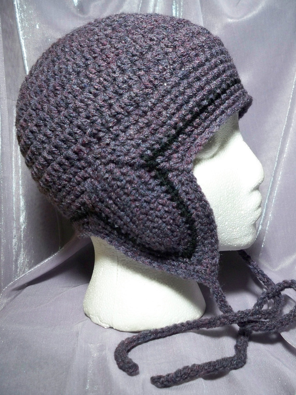 Free Crochet Pattern For Mens Earflap Hat : JR Crochet Designs: Ear Flap Hat Pattern Collection- Save ...