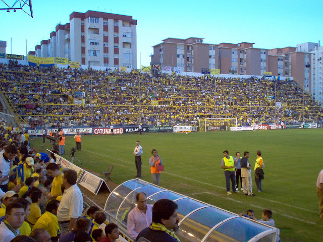 Antiguo Estadio Ramón de Carranza, Cádiz C.F. (Cádiz)