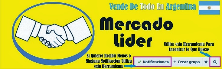 https://www.facebook.com/groups/mercadoliderargentina/