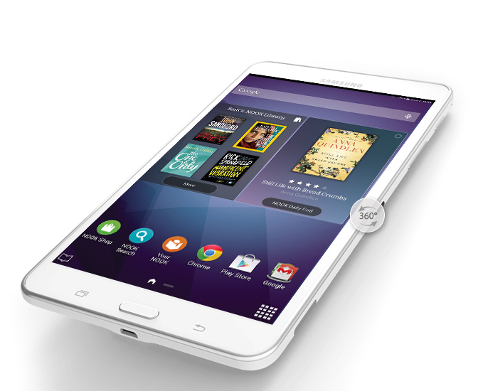 Samsung Galaxy S 4 Nook Review- The Book Nut