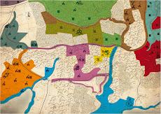 Mapa de la campaña de WF