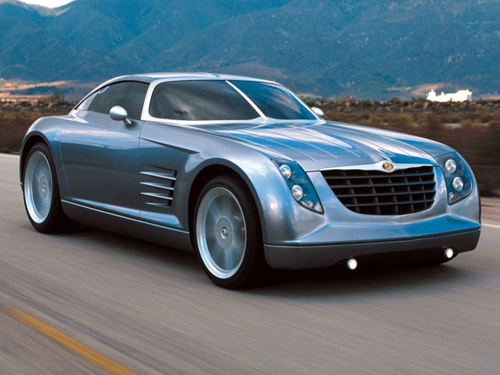 Auto Cars Wallpapers Chrysler Crossfire Pictures