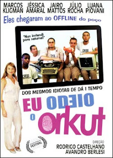 Eu Odeio o Orkut – Nacional DVDRip – AVI