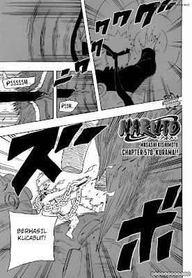 "Naruto Chapter 570 ""Kurama"""