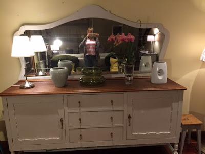 Mejor que nuevo mi ltima adquisici n como restaurar una - Reformar muebles ...