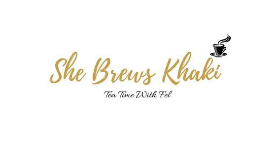 She Brews Khaki