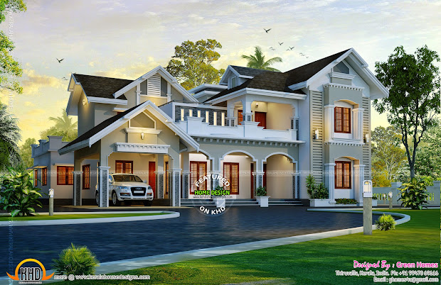 Kerala House Design 2014