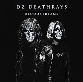 DZ Deathrays Bloodstreams australian rock duo