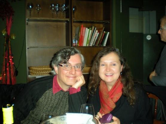 Carles Molins i Carmen Borja