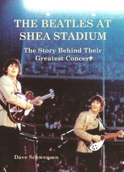 15% Off New Book: Beatles At Shea Stadium