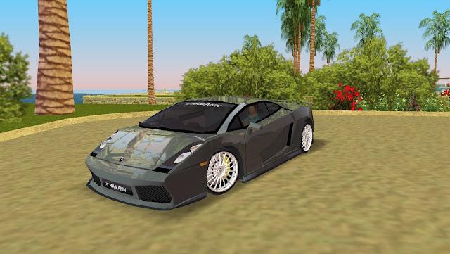 Lamborghini Gallardo Hamann Tuning GTA Vice City