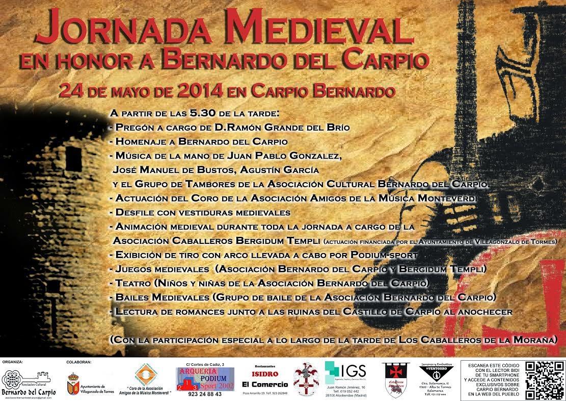 Jornada Medieval en CARPIO BERNARDO