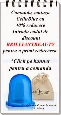 40% reducere CelluBlue