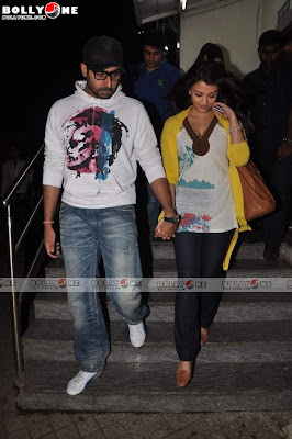 Aishwarya & Abhishek