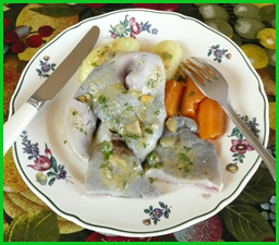 La cuisine de l 39 argonnais la t te de veau comme sainte - Cuisiner une tete de veau ...