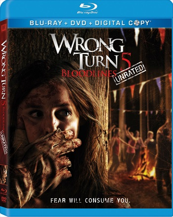 Wrong Turn 5 Bloodlines 2012 Bluray Download
