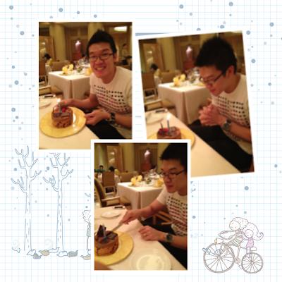 Mr Tan's Birthday!! 27