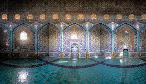 Megahnya-Bangunan-Masjid-Sheikh-Lotfolla