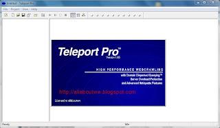 Teleport Pro 1.65 + Keygen Teleport%2BPro%2B1.65